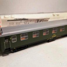 Trenes Escala: ELECTROTREN 5023K ESCALA H0. COCHE 2ª CLASE RENFE #BB 1-5247. Lote 206855220