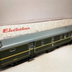Trenes Escala: ELECTROTREN COLLECTION ESCALA H0. FURGÓN CORREOS RENFE DGDC 2031. EPOCA III. Lote 206855827