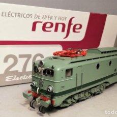 Trenes Escala: ELECTROTREN. EL2739D ESCALA H0. LOCOMOTORA 276 #7621. DC. DIGITAL. Lote 207065066