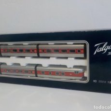 Trenes Escala: TREN TALGO III RENFE 6 VAGONES ÉPOCA 4. Lote 207168452