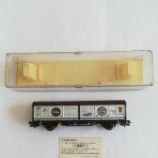 Trenes Escala: VAGON H0 ELECTROTREN 50 ANIVERSARIO 637. Lote 208856921