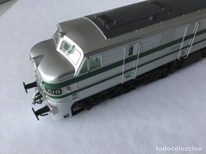 Trenes Escala: H0 Locomotora Electrotren Digital Renfe 316. Preciosa. - Foto 2 - 210148646