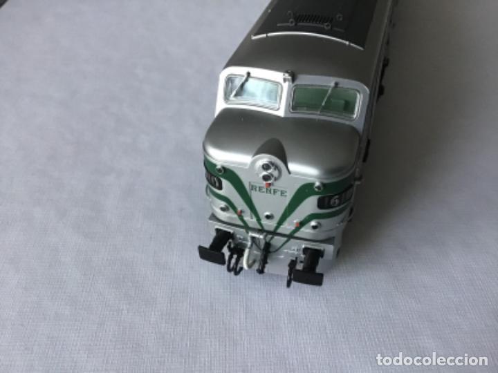 Trenes Escala: H0 Locomotora Electrotren Digital Renfe 316. Preciosa. - Foto 3 - 210148646