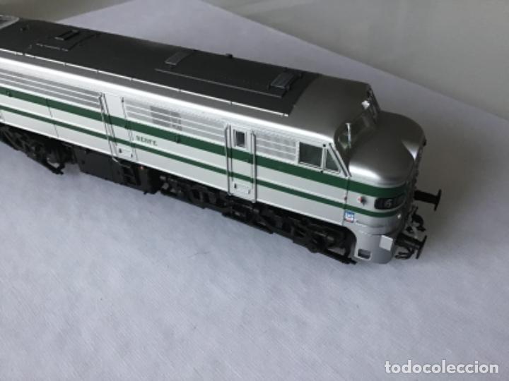 Trenes Escala: H0 Locomotora Electrotren Digital Renfe 316. Preciosa. - Foto 4 - 210148646