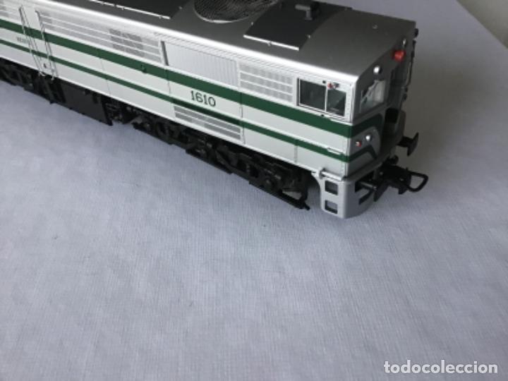 Trenes Escala: H0 Locomotora Electrotren Digital Renfe 316. Preciosa. - Foto 5 - 210148646