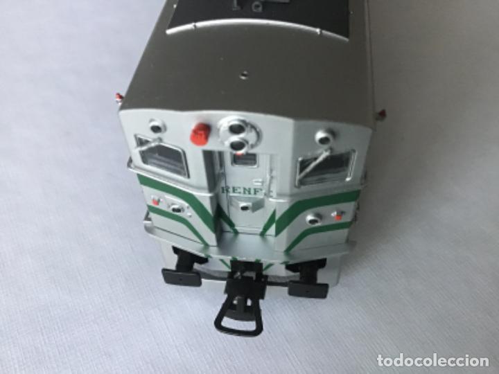 Trenes Escala: H0 Locomotora Electrotren Digital Renfe 316. Preciosa. - Foto 9 - 210148646