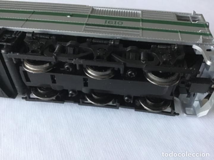 Trenes Escala: H0 Locomotora Electrotren Digital Renfe 316. Preciosa. - Foto 12 - 210148646