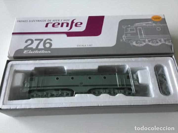 LOCOMOTORA H0 ELECTROTREN RENFE 276 DIGITAL. PRECIOSA. (Juguetes - Trenes Escala H0 - Electrotren)