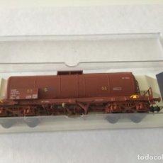 Trenes Escala: H0 ELECTROTREN VAGÓN CISTERNA RENFE REF. 5865K. DE VITRINA, SIN USO.. Lote 210246073