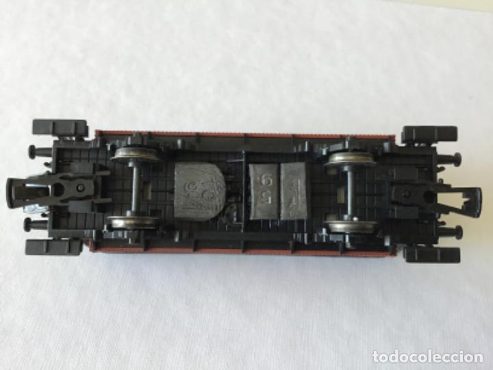 Trenes Escala: Electrotren H0. Vagón pasajeros de época. Precioso, de coleccionista. - Foto 5 - 210828232