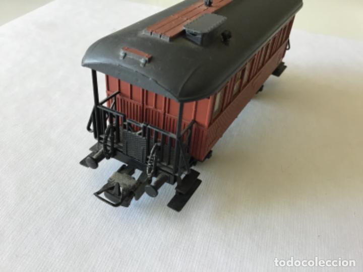 Trenes Escala: Electrotren H0. Vagón pasajeros de época. Precioso, de coleccionista. - Foto 6 - 210828232