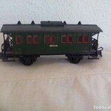 Trenes Escala: VAGÓN DE PASAJEROS SITGES MZA III ELECTROTREN H0. Lote 211677655