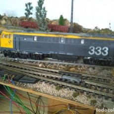 Trenes Escala: LOC.333 REMOTORIZADA. Lote 214136135