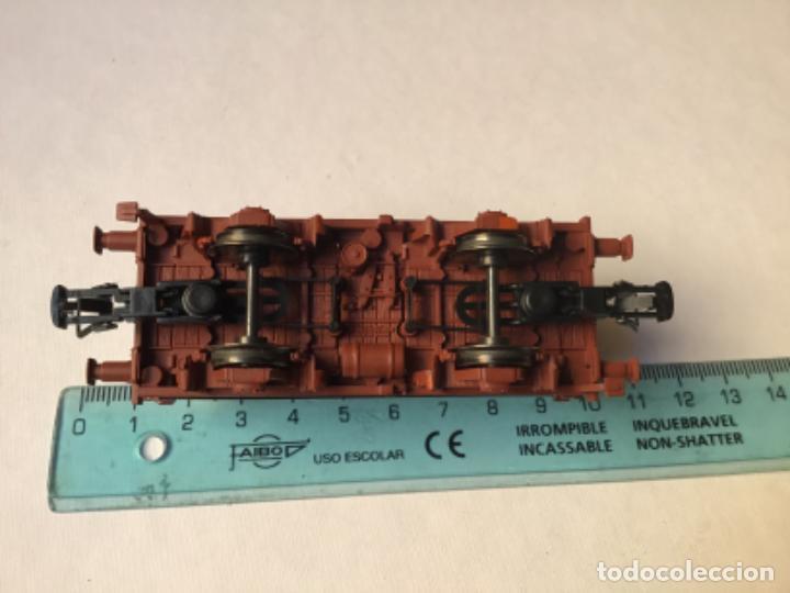 Trenes Escala: H0 Electrotren Vagón cisterna envejecido por profesional. Precioso. Sin uso - Foto 6 - 214748541