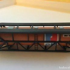 Trenes Escala: H0. BIDÓN CISTERNA ELF.. Lote 214861312