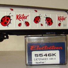 Trenes Escala: ELECTROTREN VAGÓN PUERTAS CORREDIZAS DE LA DB KAEFER REF. 5546 ESCALA H0. Lote 244200760