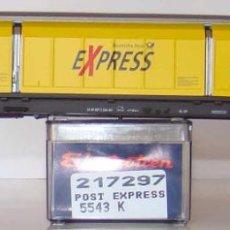 Trenes Escala: ELECTROTREN VAGÓN PUERTAS CORREDIZAS DE LA DB EXPRESS REF. 5543 ESCALA H0. Lote 255521445