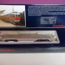 Trenes Escala: ELECTROTREN 353 H0. LOCOMOTORA RENFE VIRGEN DEL YUGO. A ESTRENAR. EDICION LIMITADA. Lote 219009715