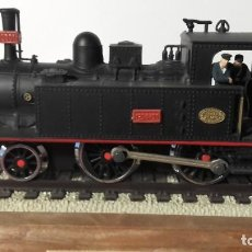Trenes Escala: LOCOMOTORA ELECTROTREN HO 4040. SERIE RENFE 120-0201. CONMEMORATIVA.. Lote 219233115
