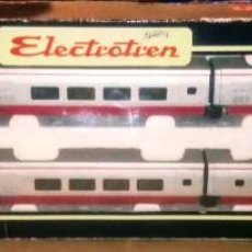 Comboios Escala: ELECTROTREN TALGO TRAVCA. Lote 219551766
