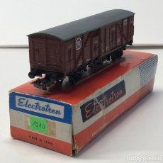 Trenes Escala: ELECTROTREN H0 1310- CERRADO R.N. (214) MARRÓN RENFE. Lote 219635290