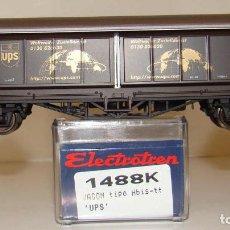Trenes Escala: VAGON PUERTAS CORREDERAS UPS DE LA DB REF: 1488 ESCALA H0. Lote 222506195