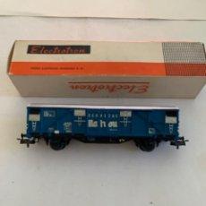 Trenes Escala: ELECTROTREN. HO. VAGON MAHOU REF 1451. Lote 222868272