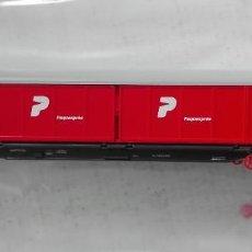 Trenes Escala: HES6001 CLUB ELECTROTREN 2020 - VAGON DDJP 2045 PAQUEXPRES - TREN FERROCARRIL. Lote 226004885