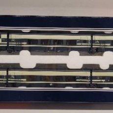 Trenes Escala: ELECTROTREN H0 3201 K - TALGO PENDULAR RENFE DE 6 COCHES / EPOCA 5. Lote 288036568