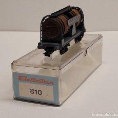 Trenes Escala: ELECTROTREN H0 810 - CUBAS VINO RENE BARBIER. SERIE LIMITADA. Lote 226116620