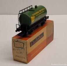 Trenes Escala: ELECTROTREN H0 1606 - CISTERNA OLIVARERA DEL SUR. Lote 226119167