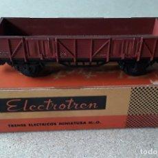 Trenes Escala: VAGON TREN ELECTROTREN RN HO. Lote 227226980