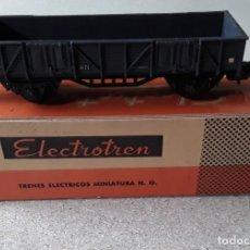 Trenes Escala: VAGON ELECTROTREN RN HO ANTIGUO. Lote 227227690