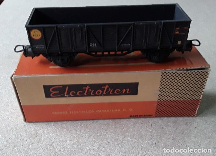 ELECTROTREN VAGON HO (Juguetes - Trenes Escala H0 - Electrotren)