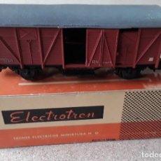 Trenes Escala: VAGON ELECTROTREN RN HO PUERTAS CORREDERAS. Lote 227229585