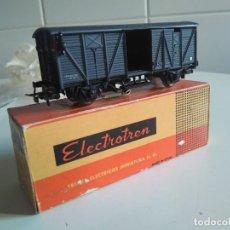 Trenes Escala: ELECTROTREN 1302 CON LUZ DE GÁLIBO Y FIN DE CONVOY RENFE (CA).. Lote 228786165