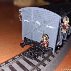 Comboios Escala: ELECTROTREN HO 1203 VAGON CON LUZ DE COLA RENFE. Lote 228894250