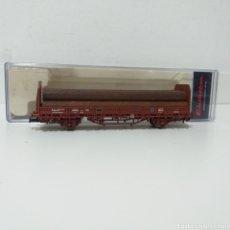 Trenes Escala: VAGON ABIERTO J RENFE DE ELECTROTREN ESCALA 1:87 HO. Lote 229255905