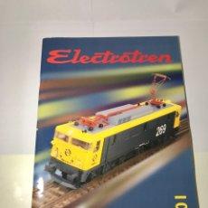 Trenes Escala: ELECTROTREN, CATÁLOGO 2001. Lote 229417315