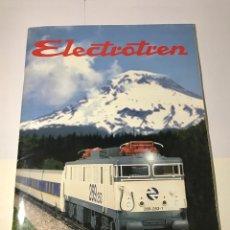 Trenes Escala: ELECTROTREN, CATÁLOGO 2002 + LISTA DE PRECIOS. Lote 229418215