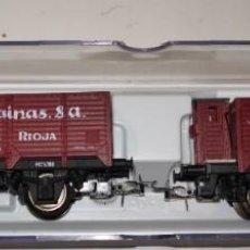 Treni in Scala: VAGON ELECTROTREN 1977. Lote 230456475