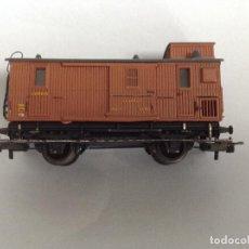 Trenes Escala: ELECTROTREN VAGÓN EQUIPAJES CORREOS REF. 856. Lote 233648295