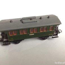 Trenes Escala: ELECTROTREN VAGÓN COSTERO MZA. Lote 233648660
