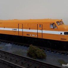 Trenes Escala: ELECTROTREN H0 DIGITAL LOCOMOTORA DIÉSEL RENFE 316, DE COMSA, REFERENCIA 2406S DC SONIDO.. Lote 233887960