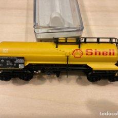 Trenes Escala: ELECTROTREN 5424 HO RENFE SHELL. Lote 234048125