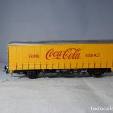 Trenes Escala: VAGÓN CERRADO ESCALA HO DE ELECTROTREN. Lote 235848735
