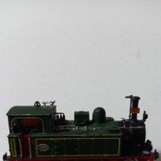 Trenes Escala: LOCOMOTORA DE VAPOR HO ELECTROTREN EN BUEN ESTADO. Lote 236010750