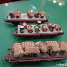 Trenes Escala: 3 VGONES ELECTROTREN. Lote 236413920