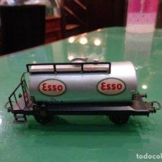 Trenes Escala: VAGON MARKLIN ESSO. Lote 236600600