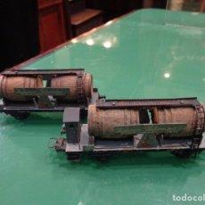 Treni in Scala: 2 VAGONES ELECTROTREN FEDERICO PATERNINA SA. Lote 236623635